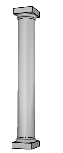 colonna in eps PL414