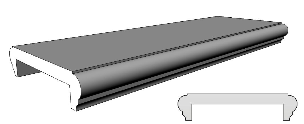 coprimuro su misura e su disegno PL506