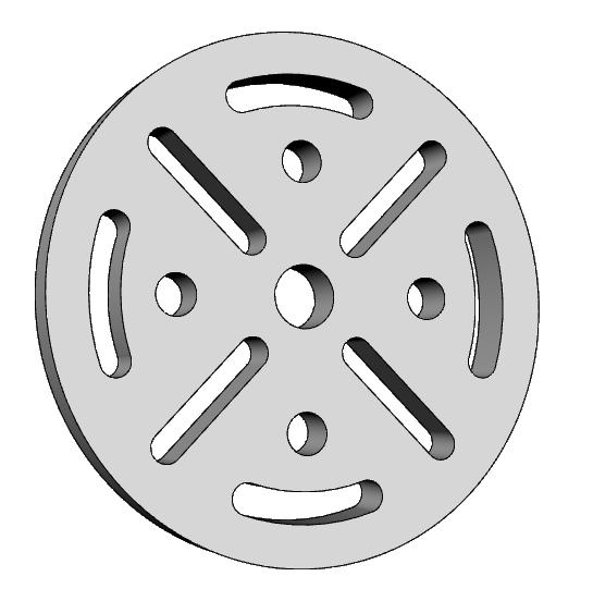 rivestimento per griglia areazione in eps su misura PL 551